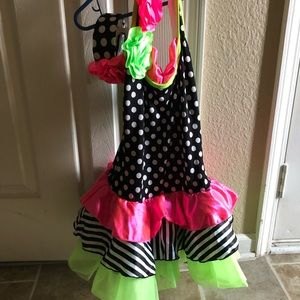 Other - Girls dance competition dress